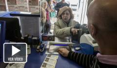 ¿Dónde cobrar los décimos premiados de la Lotería de Navidad?<br/>