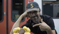 Javier Ruiz Caldera, el director del anuncio de la Lotería de Navidad 2018.