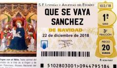 Los memes de la Lotería de Navidad 2018.