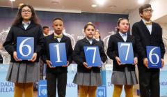 Segundo premio del Sorteo del Niño 2019