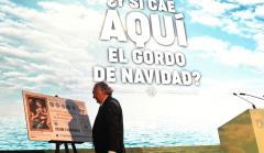 El presidente de Loterías y Apuestas del Estado, Jesús Huerta Almendro