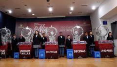 Lotería del Niño 2020.